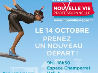 """Executive Studio, Partenaire du """"Salon Nouvelle Vie Professionnelle"""" 2020"""