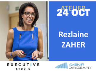 "24/10  - Atelier ""Image & #Leadership"" @AVENIR DIRIGEANT"