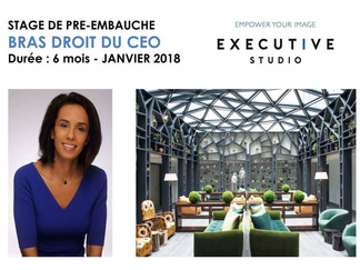 En 2018, Executive Studio recrute !