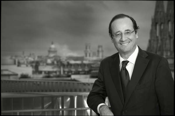 Executive Studio - Portrait Hollande