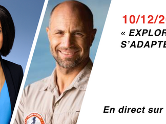 EXECUTIVE LIVE 🔵 10/12 à 18h - Explorer pour s'adapter à demain !