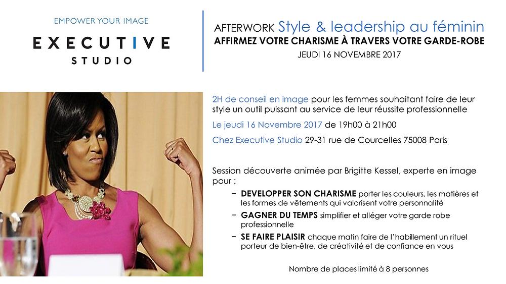 Leadership féminin - Woman leadership