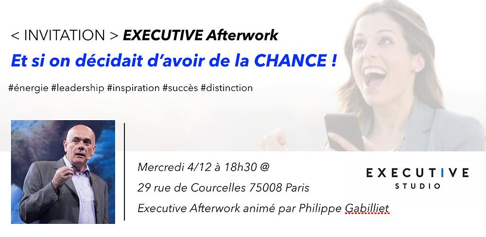 Executive Studio - Executive Afterwork