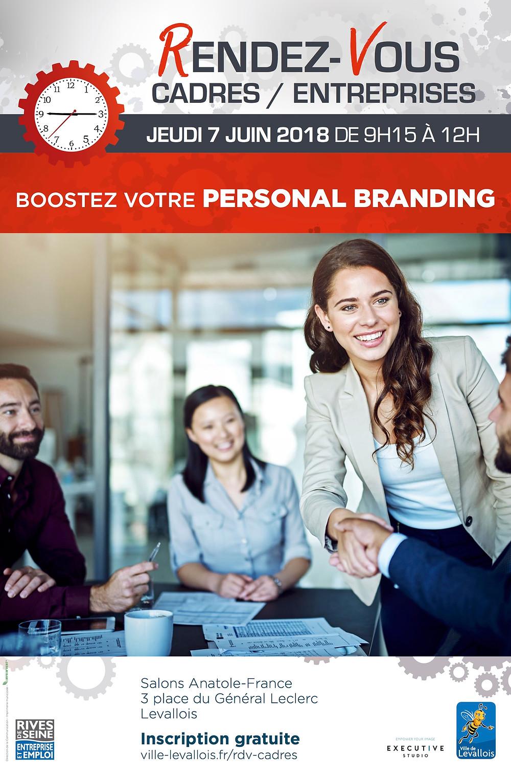 Mairie de Levallois - Boostez votre personal branding
