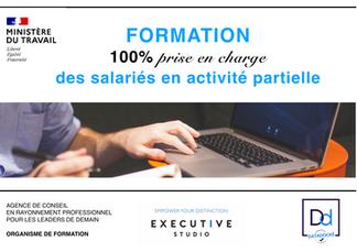 """""""FRANCE RELANCE"""" - FNE Formation : maintien du dispositif pour renforcer l'employabilité d"""