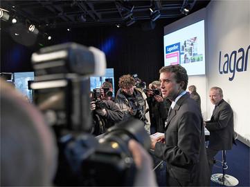 Executive Studio Paris - Reportage Lagardère