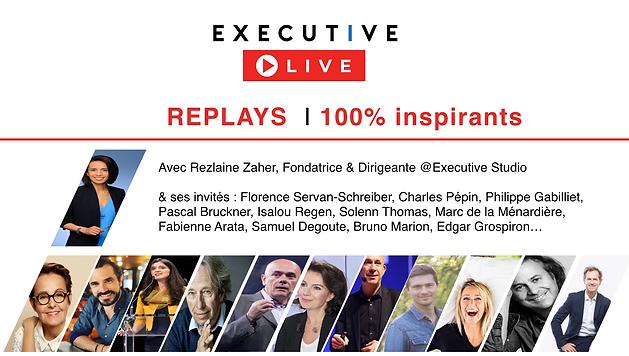 Executive Live Rezlaine Zaher