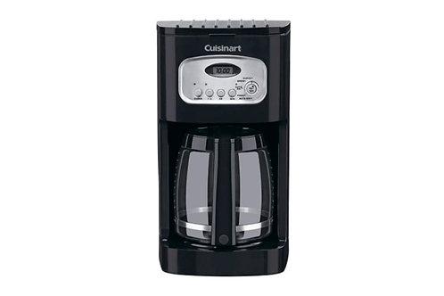 Cafetera Cuisinart Programable de 12 Tazas (1.75 L) DCC-1100BK