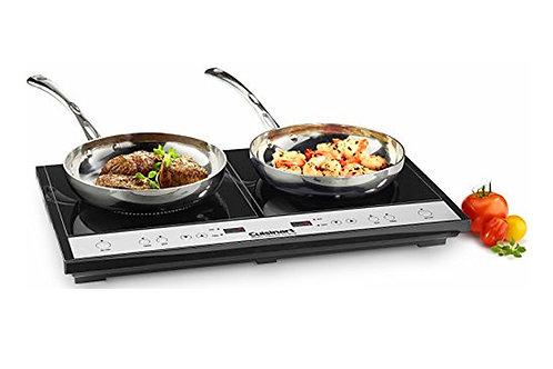 Estufa Cuisinart de Inducción Doble ICT-60