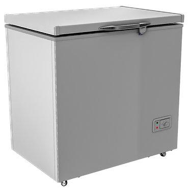 Conservador De Congelados Inducol 212 Lts Horizontal Blanco Dual CH-DPB-250BL1