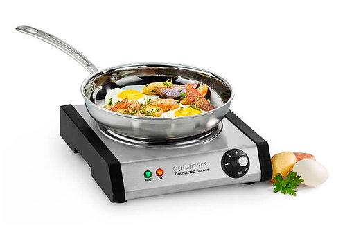 Estufa Eléctrica Cuisinart Con Placa de Hierro Fundido CB-30
