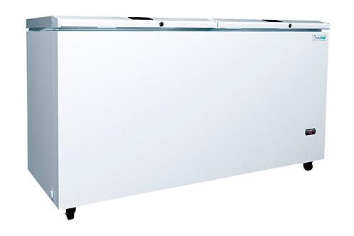 Conservador De Congelados Indufrial 464 Lts Horizontal Blanco FRIGO-HV625PLUS