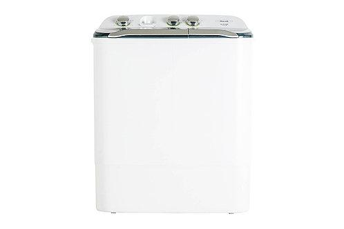 Lavadora Haceb 7 KG (15 LBS) Blanca Semiautomática Manual LAV SA 0700BL