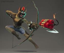 HyenaConceptPainting001