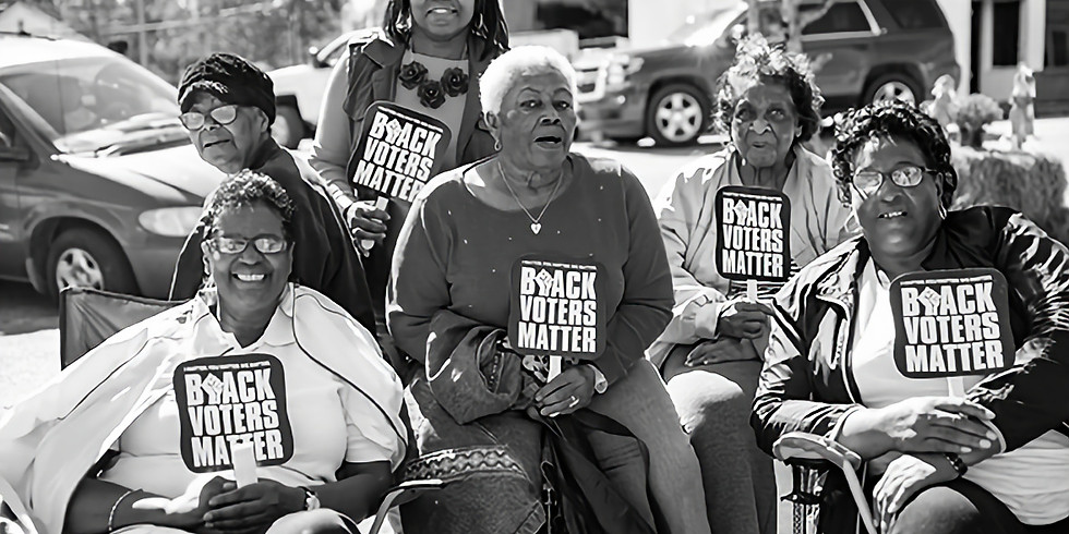 Black voters and Activists and US Democracy in 2021