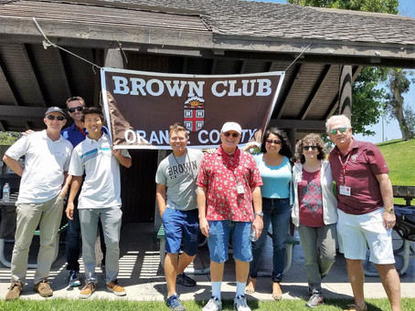 Brown Club Orange County has moved!