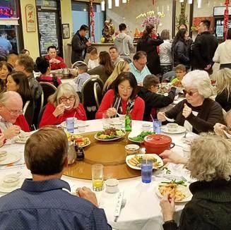 Lunar New Year Dinner