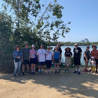 San Joaquin Marsh & Wildlife Sanctuary Hike