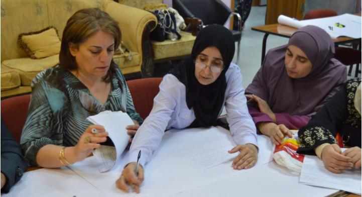 Association femmes de Deir Ghassaneh