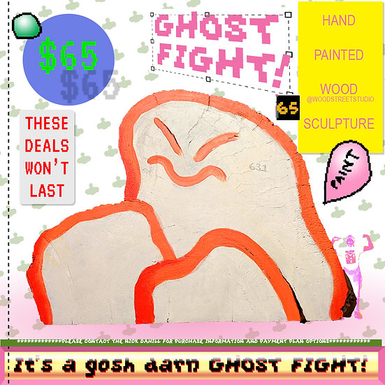 GHOST FIGHT! 65_🗿