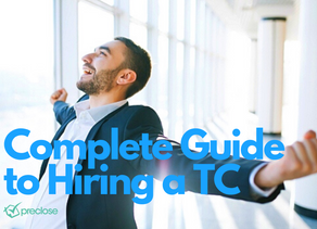 Transaction Coordinator: Complete Guide to hiring for your Real Estate Team (+Interview Questions)