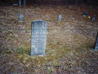 Excerpt From 101 Travel Bits: Great Smoky Mountains National Park - Cemeteries