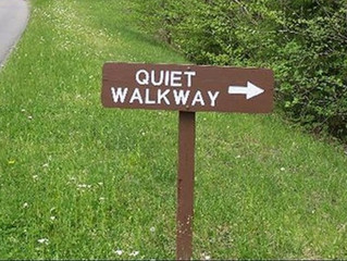 Excerpt From 101 Travel Bits: Great Smoky Mountains National Park - Quiet Walkways