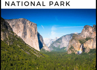 101 Travel Bits: Yosemite National Park - Excerpt: Golden Crown Mine