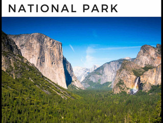 101 Travel Bits: Yosemite National Park - Excerpt: Tunnel View
