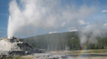 3 Geyser Adventures at Yellowstone