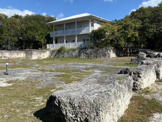 Visit to Windley Key Fossil Reef Geological State Park