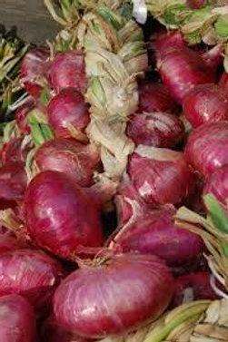 Oignons rosés de Roscoff