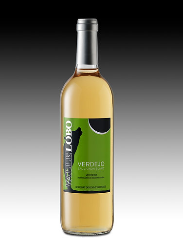 Vallelobo 2018 - Verdejo/Sauvignon blanc