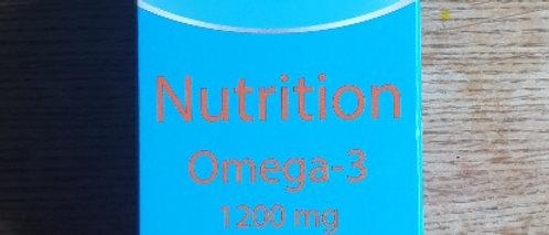 OSMO TEARS Nutrition Omega 3 90 kapslar