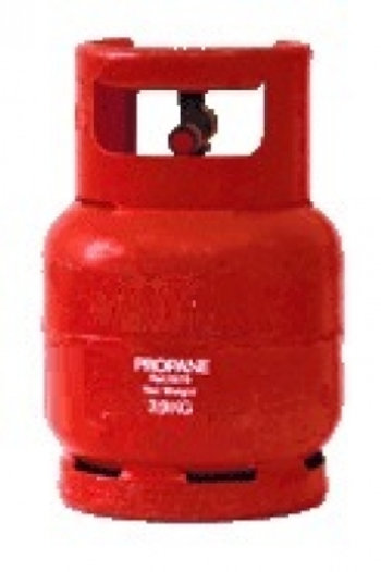 3.9 Kg Bottled Propane Gas
