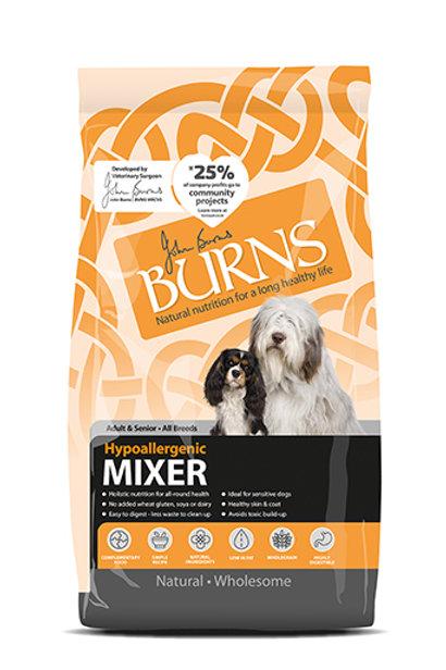 Burns Hypoallergenic Mixer 2 Kg