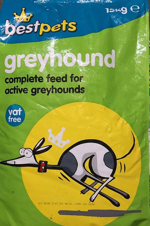 Best Pets Greyhound 15 Kg