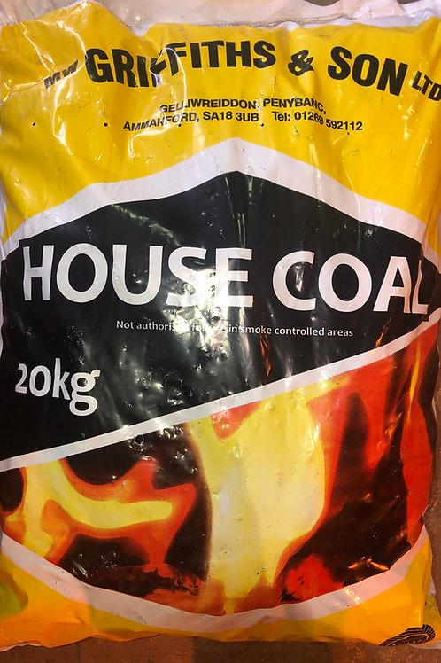 House Coal - 20 Kg