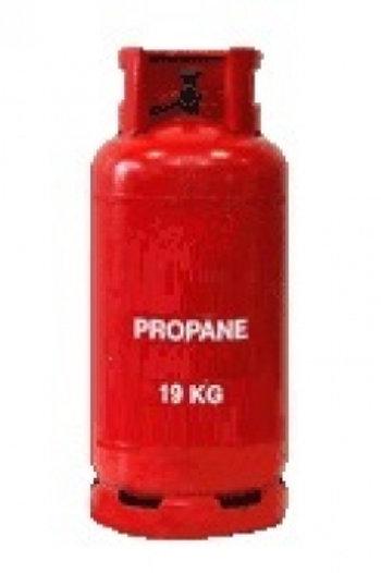 19 Kg Bottled Propane Gas