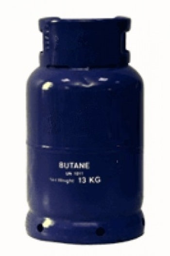 13 Kg Bottled Butane Gas