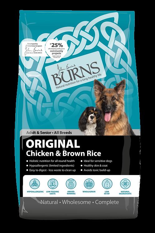 Burns  Original Chicken