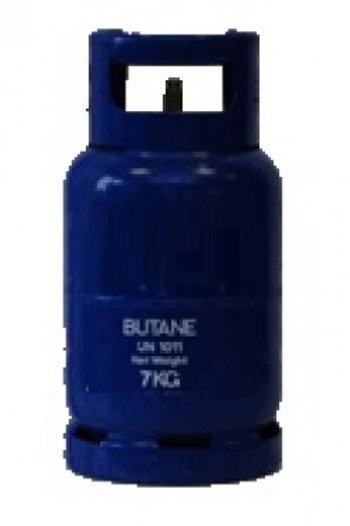 7 Kg Bottled Butane Gas