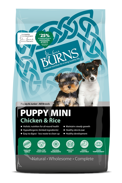 Burns Puppy Mini Chicken