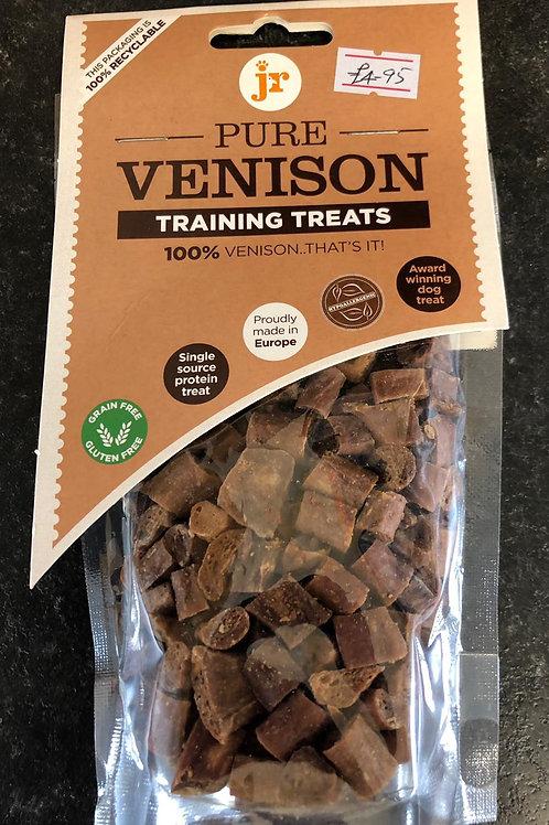 JR Venison Training