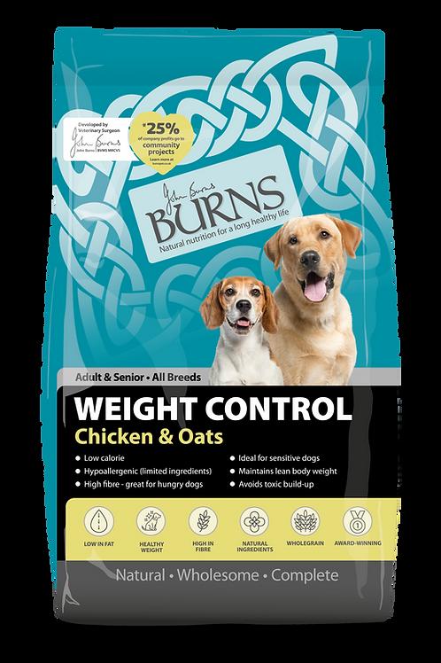 Burns Weight Control Chicken