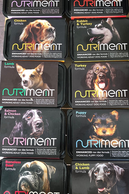 NUTRIMENT 500 grm From £1.75