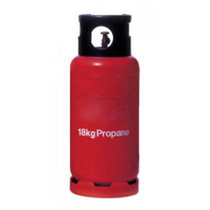 18 Kg Bottled Propane Gas