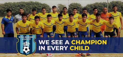 Royal Rangers Football Club | Top Five Football Academies In Delhi
