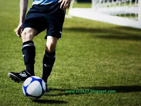 5 INDIVIDUAL FOOTBALL PASSING DRILLS TO DO AT HOME