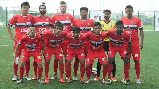 DSK Shivajians(LFC International Academy),top five residential football academies in India